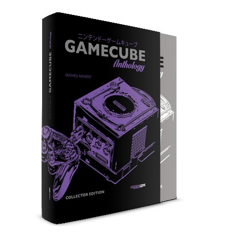 GAMECUBE ANTHOLOGY - COLLECTOR EDITION