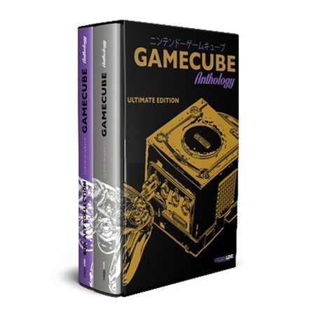 GAMECUBE ANTHOLOGY ULTIMATE EDITION